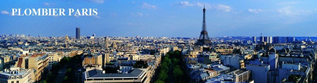 PLOMBIER PARIS 75