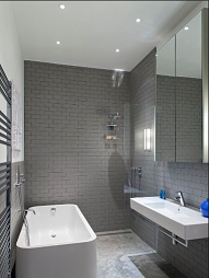 travaux salle de bain